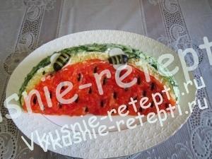 Салат из куры