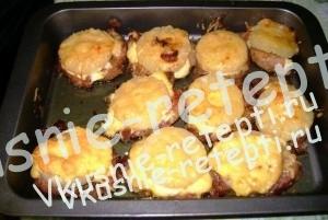 Мясо под ананасами, фото