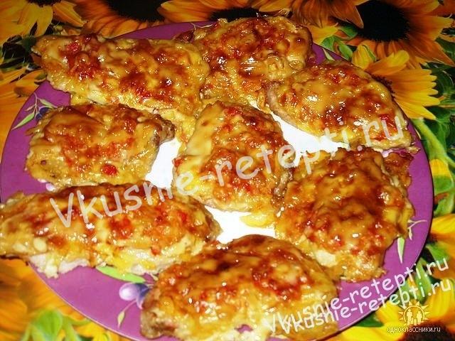 Вкусные вторые блюда рецепты на праздничный стол 5