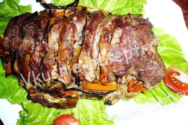 свиная шейка кусками в духовке рецепты