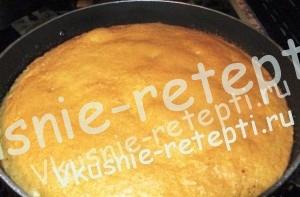 Пошаговый рецепт бисквита, бисквитный корж