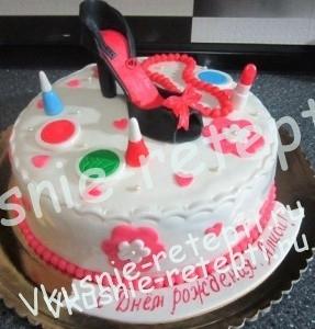 Детские торты на день рождения