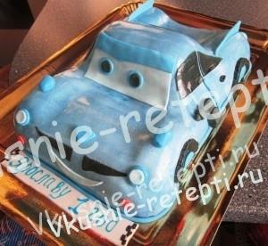 Бисквитный домашний торт, фото