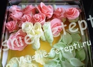 Мастика для торта рецепт с фото