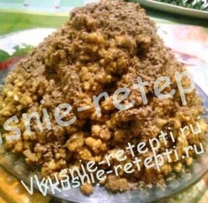 Муравейник торт рецепт с фото
