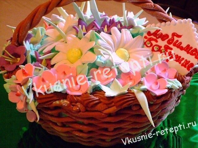 Красивые и вкусные торты своими руками