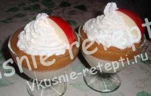 Десерт Пана кота