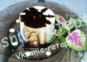 Творожный десерт, фото