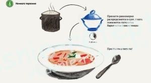 Секреты  приготовления хорошего супа