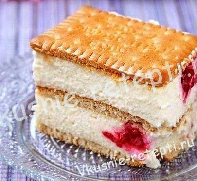 tvorojnii tort