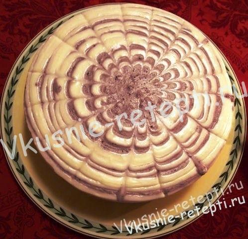 tvorojno cernicinii tort