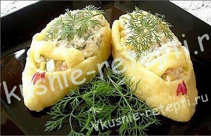 салат с сыром, фото