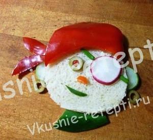 Интересные блюда для детей