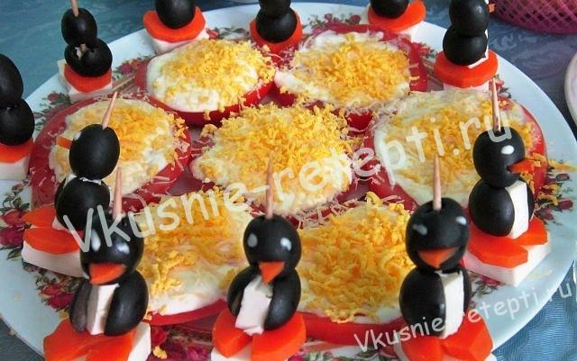 Картошка для праздничного стола с фото