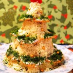 салат новогодний рецепт, фото