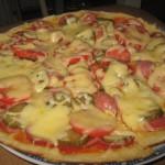 пицца, фото
