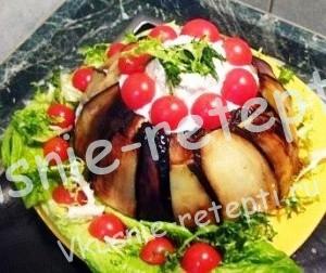 салат из куры рецепт