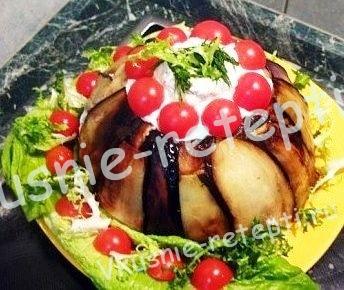 салат овощной проще простого, фото