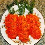 Пекинский салат Морковка, фото