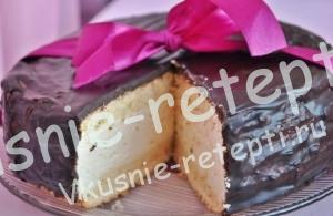 торт суфле, фото