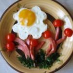 Интересные блюда для детей,фото