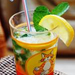 безалкогольный коктейль, фото