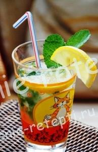безалкогольный коктейль