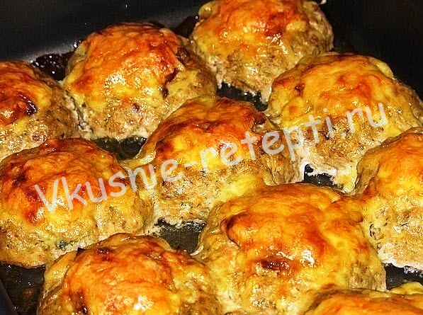 Котлеты из куриного фарша с картофелем рецепт
