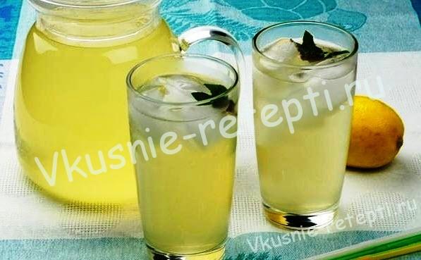 лимонад, фото