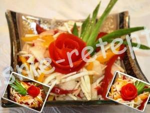 салаты из сельдирея для похудения, салаты для похудения