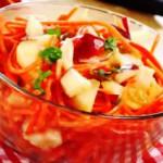 салат Щетка для похудения, фото