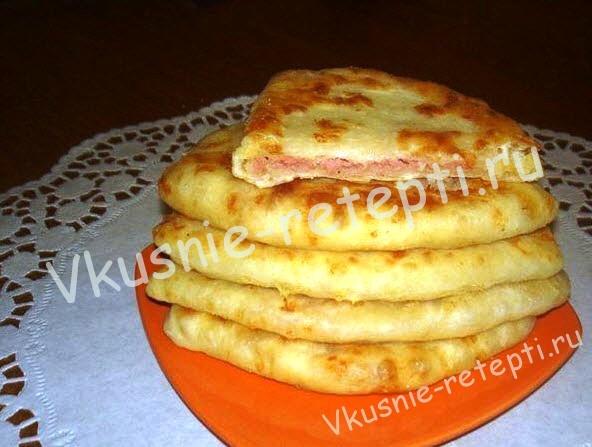 сырные лепешки, фото
