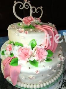 торт красивый, фото