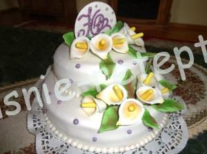 торт на день рождения, фото