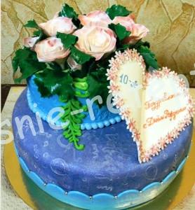 торт на выпускной, фото