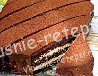 торт Трюфель, фото