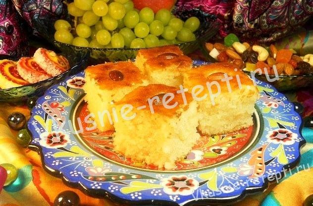 басбуса рецепт, фото
