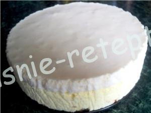легкий торт, фото