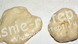 пампушки с чесноком, фото