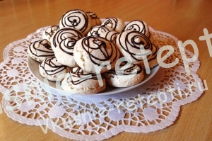 печенье домашнее, фото
