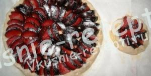 пироги, фото
