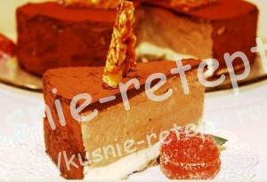 шоколадный торт, Шоколадный торт для детей