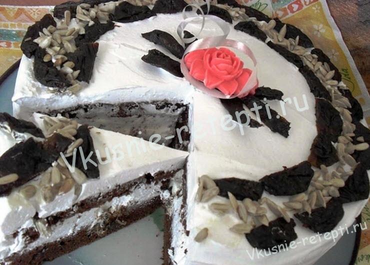 Вкуснейший торт своими руками