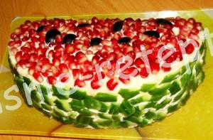 сметанный торт, фото