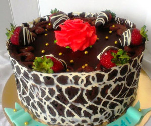 сливочный торт фото