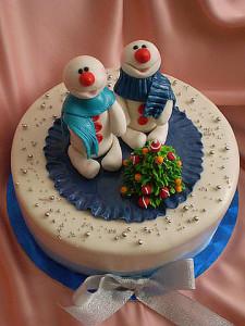 tort na novii god 2