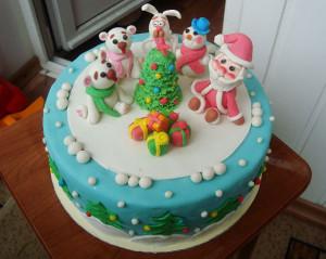 tort na novii god   7