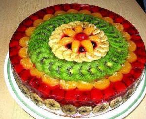 фруктовое желе рецепт с фото