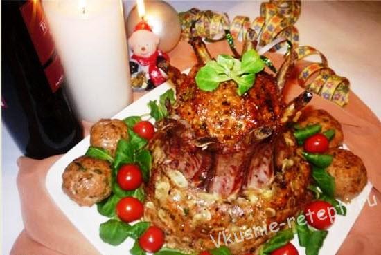 корейка свиная рецепт с фото