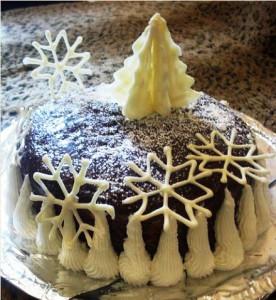 Новогодний торт рецепт с фото
